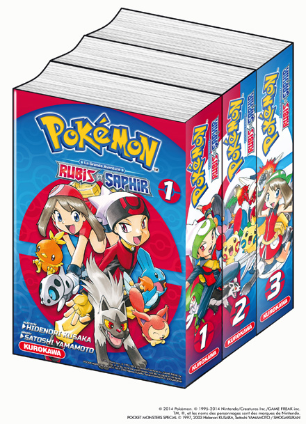 Pokemon [LGA] Ruby Saphir Pokemo11