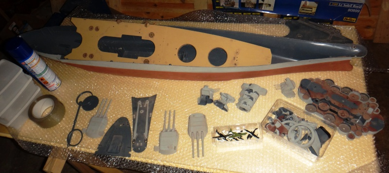 IJN Yamato 1/200  Dsc01211