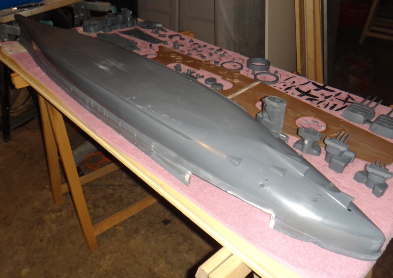 IJN Yamato 1/200  Dsc01218