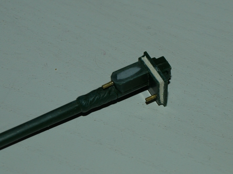 Leclerc [Revell] 1/72, un peu bricolé. Montage sans suites P1012515