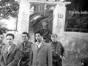 Arrestation du Chahid Larbi Ben Mhidi Benmhi11