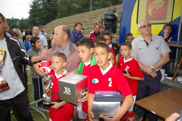 l'école de foot mlilis  s'illustre en France T4710