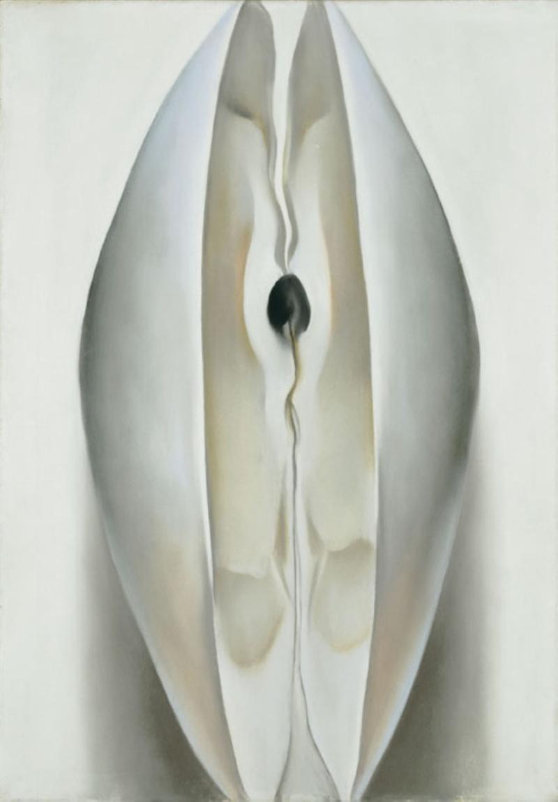 keeffe - Georgia O'Keeffe [peintre] - Page 3 Aa10