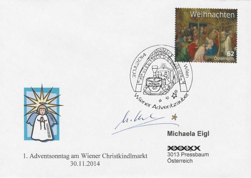 2. Sonderpostamt im Wolkenpostamt am Wiener Rathausplatz Bild1111