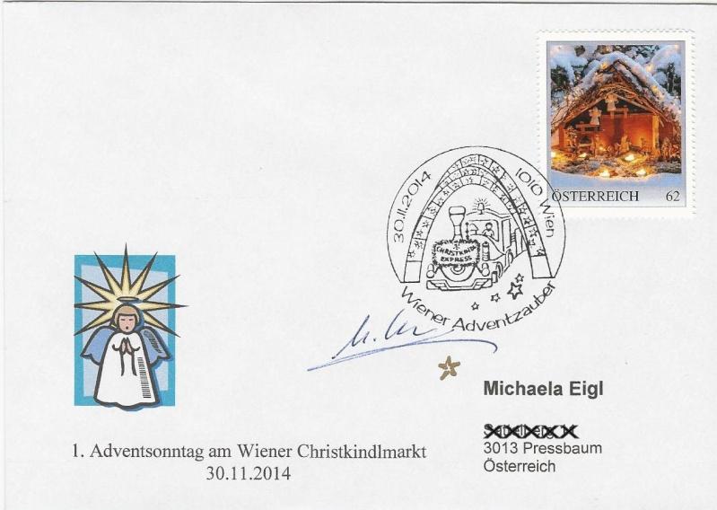 2. Sonderpostamt im Wolkenpostamt am Wiener Rathausplatz Bild1210