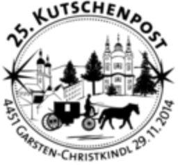 Kutschenbeförderung v. Garstner Adventmarkt n.Christkindl  Bild128