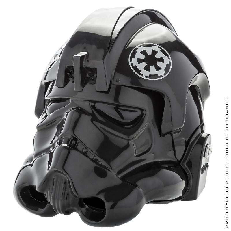 ANOVOS - STAR WARS Tie Fighter Pilot Helmet Tie-pi10