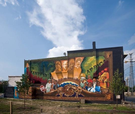 STREETVIEW : les fresques murales de Philadelphie  - Page 15 2008-012