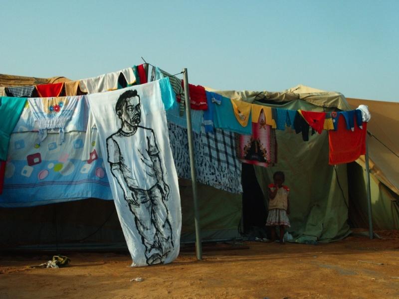 Bilal Berreni (alias Zoo Project). Hommage à un peintre urbain  2010