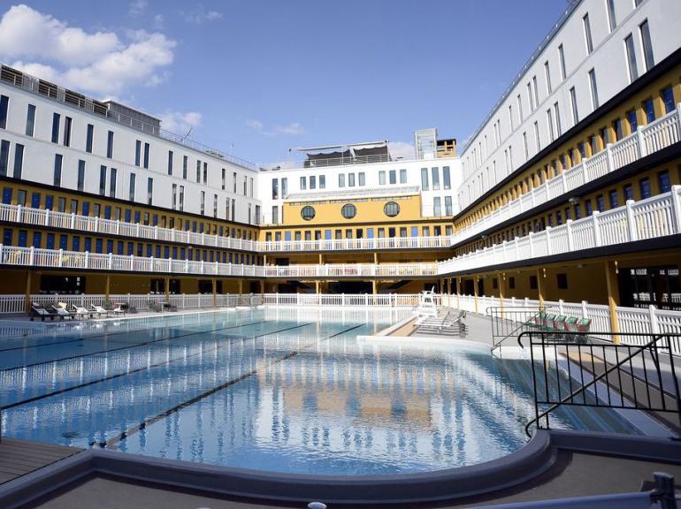 molitor - La piscine Molitor (Paris) : 180 euros la journée, abonnement annuel à 3300 euros ! 73240110