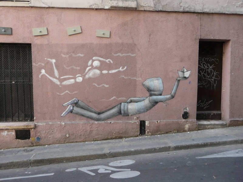 STREET VIEW : street art, grafs, tags et collages - Page 2 98190110