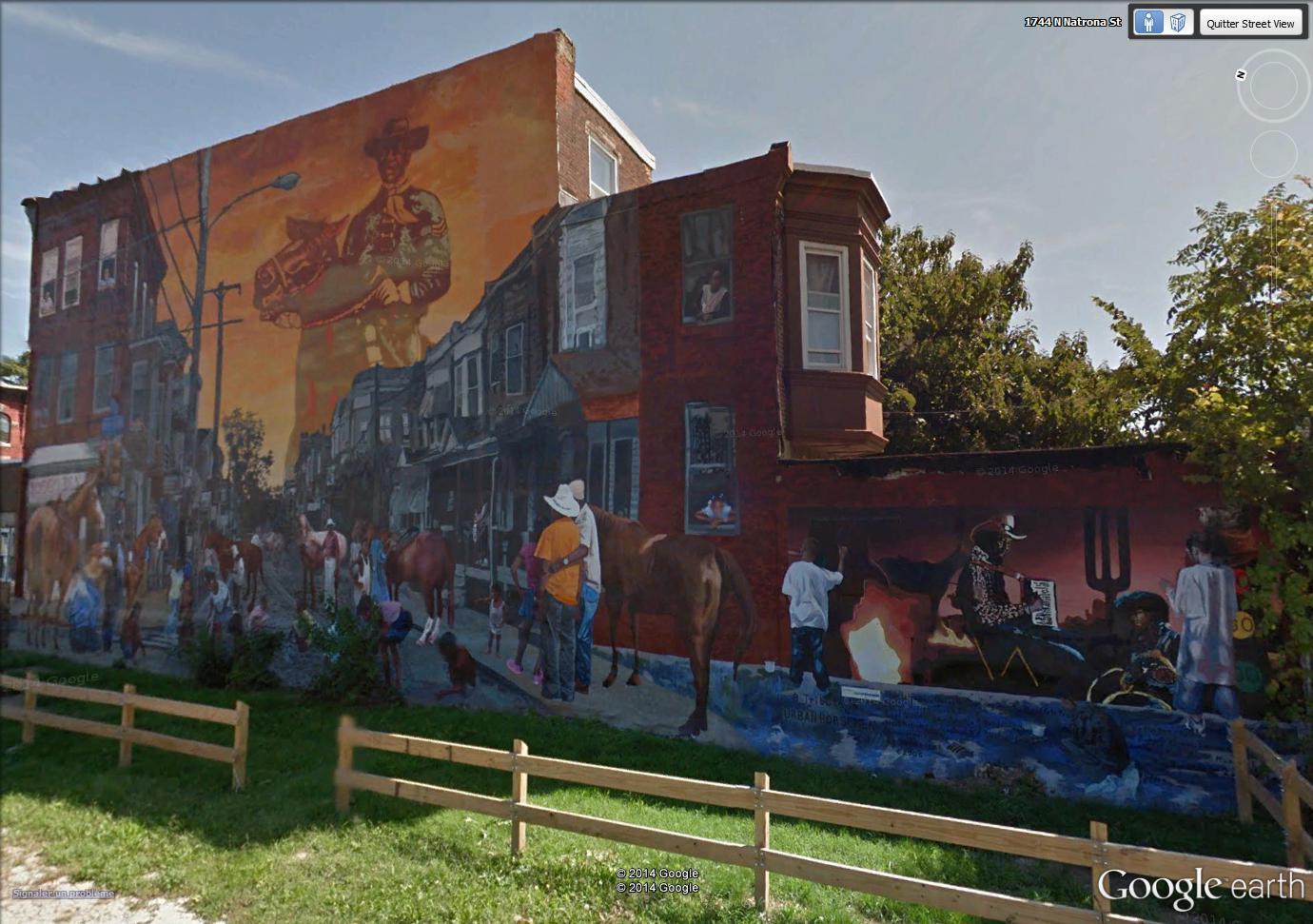 STREETVIEW : les fresques murales de Philadelphie  - Page 14 A_trib10