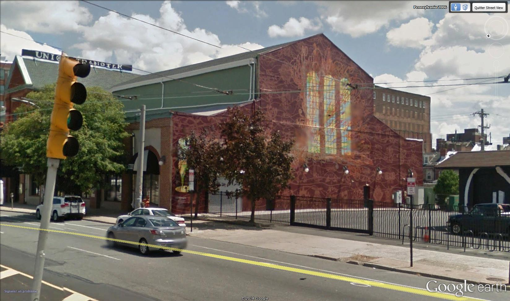 STREETVIEW : les fresques murales de Philadelphie  - Page 14 Amp10