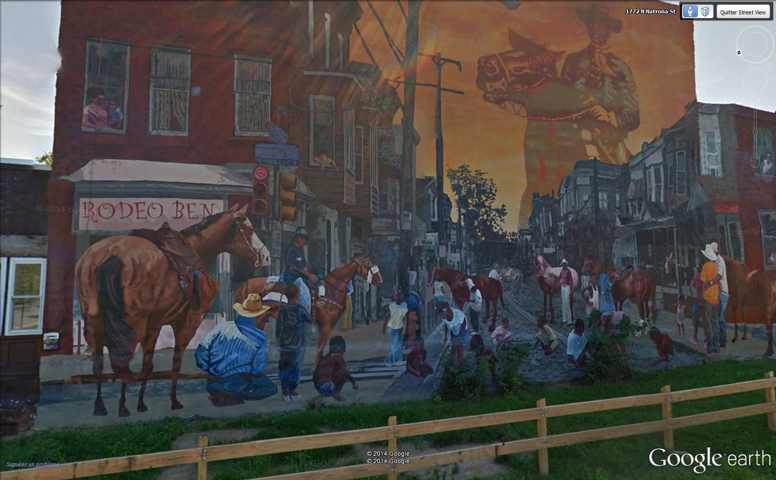 STREETVIEW : les fresques murales de Philadelphie  - Page 14 Atribu10