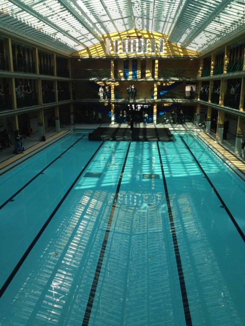 molitor - La piscine Molitor (Paris) : 180 euros la journée, abonnement annuel à 3300 euros ! Bassin10