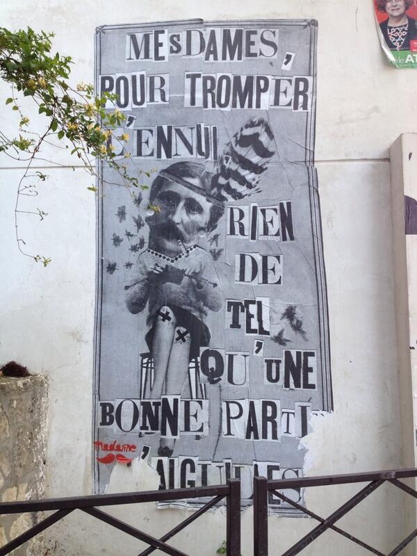STREET VIEW : street art, grafs, tags et collages Bo-d6p10