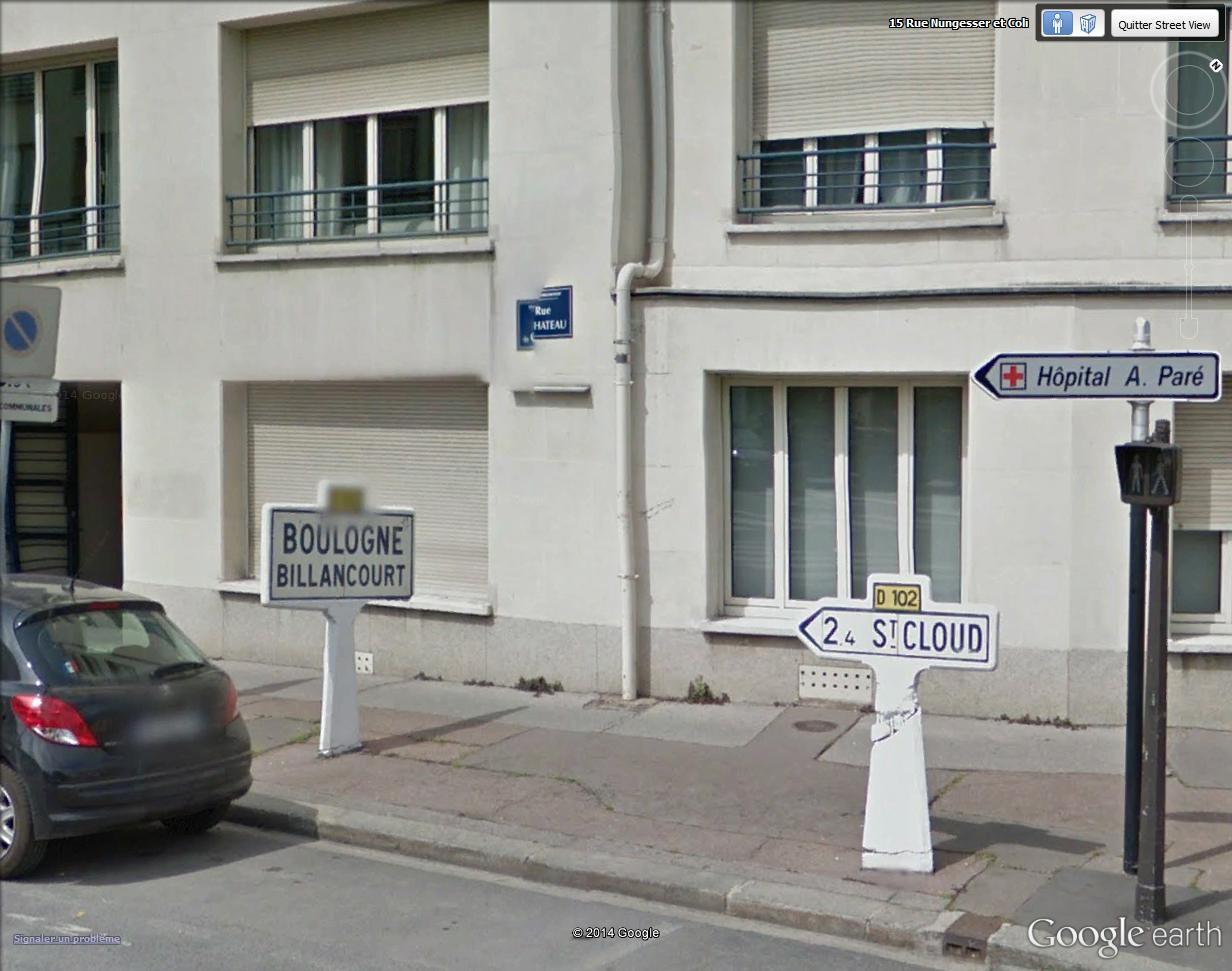 STREET VIEW : les bornes et les plaques Michelin - Page 2 Boulog10