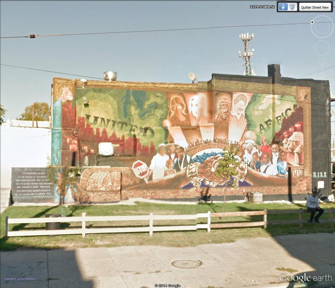 STREETVIEW : les fresques murales de Philadelphie  - Page 15 Bridgi10