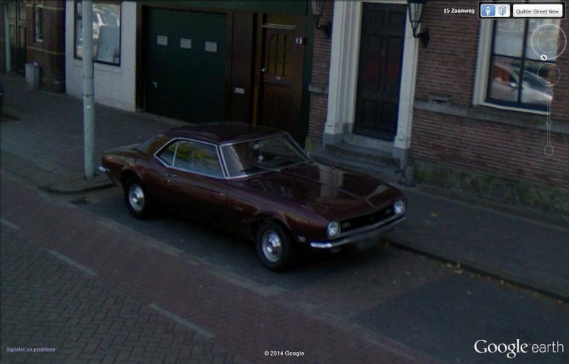STREET VIEW : belles voitures (Monde) - Page 2 Chevro10