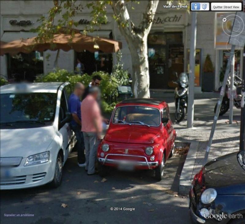 STREET VIEW : belles voitures (Monde) - Page 2 Citrou10