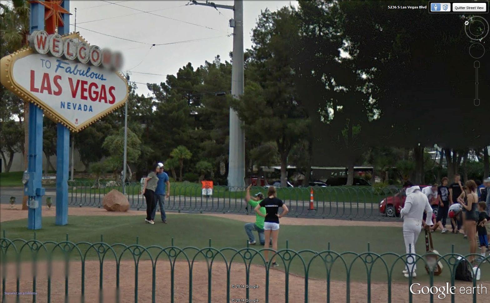 STREET VIEW : Elvis à Las Vegas  Elvis10