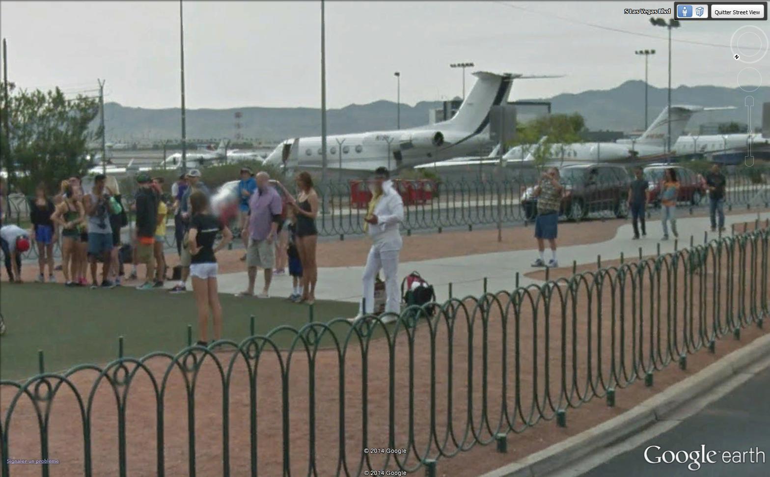 STREET VIEW : Elvis à Las Vegas  Elvis_10