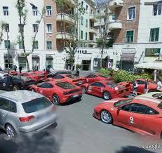 STREET VIEW : belles voitures (Monde) - Page 2 Ferrar10