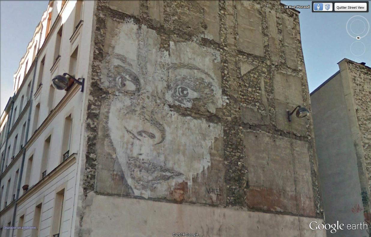 STREET VIEW : street art, grafs, tags et collages Font_210