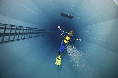 Némo 33 : la piscine la plus profonde du monde, Uccle - Belgique Image_10