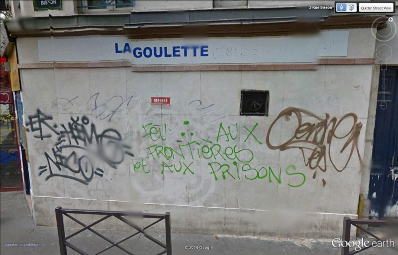 STREET VIEW : street art, grafs, tags et collages La_gou10