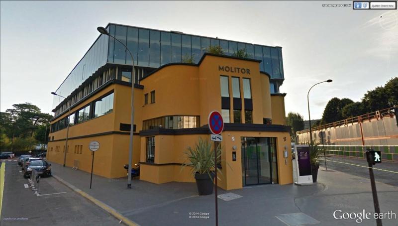 molitor - La piscine Molitor (Paris) : 180 euros la journée, abonnement annuel à 3300 euros ! Molit10