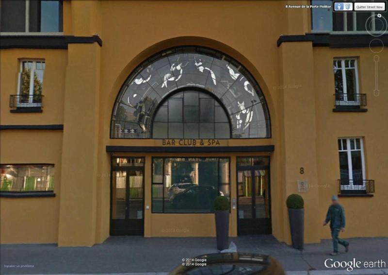 molitor - La piscine Molitor (Paris) : 180 euros la journée, abonnement annuel à 3300 euros ! Molito14