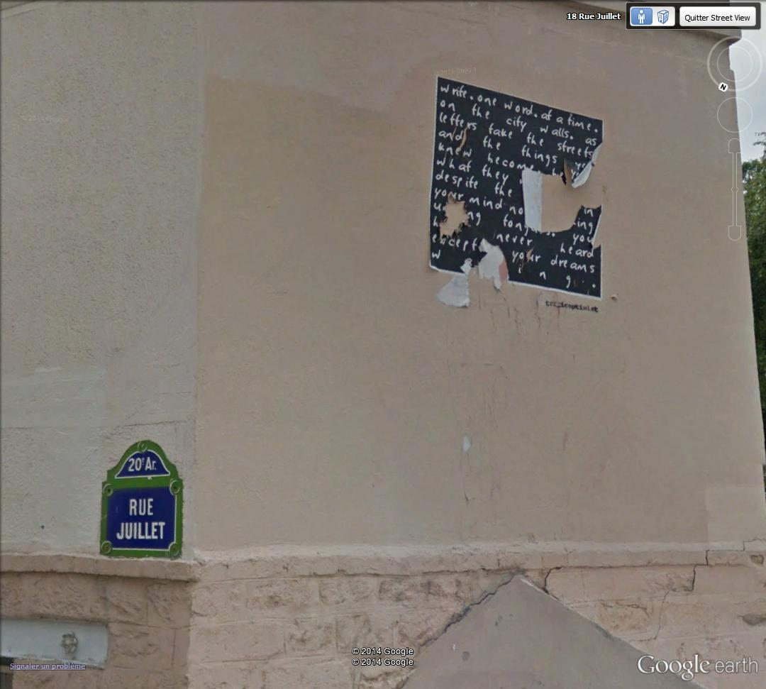 STREET VIEW : street art, grafs, tags et collages - Page 2 Pyyme10