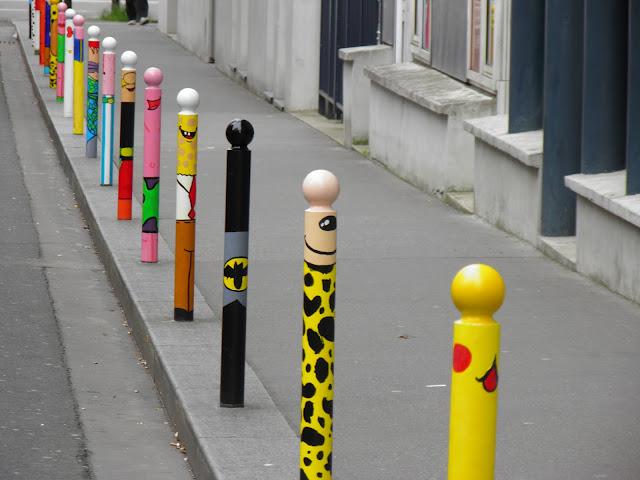 STREET VIEW : Un vrai festival de bulles dans la rue René Goscinny, à Paris Rue_re10