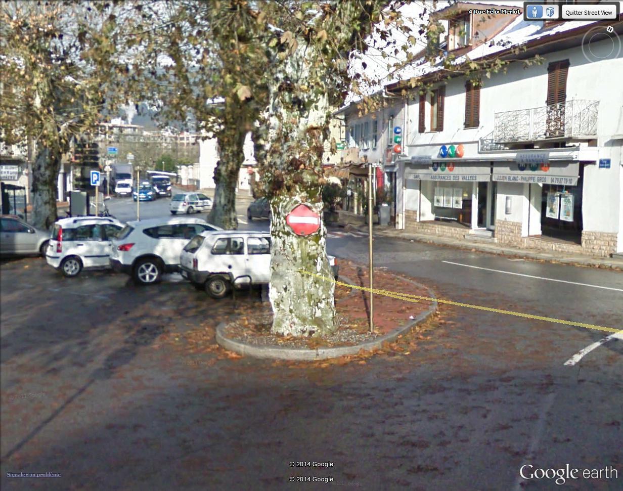 STREET VIEW : les panneaux routiers - Page 3 Sens_i12
