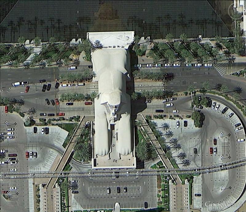 "Sphynx de l'hôtel ""Le Luxor"", Las Vegas, Nevada - Etats-Unis Sphinx10"