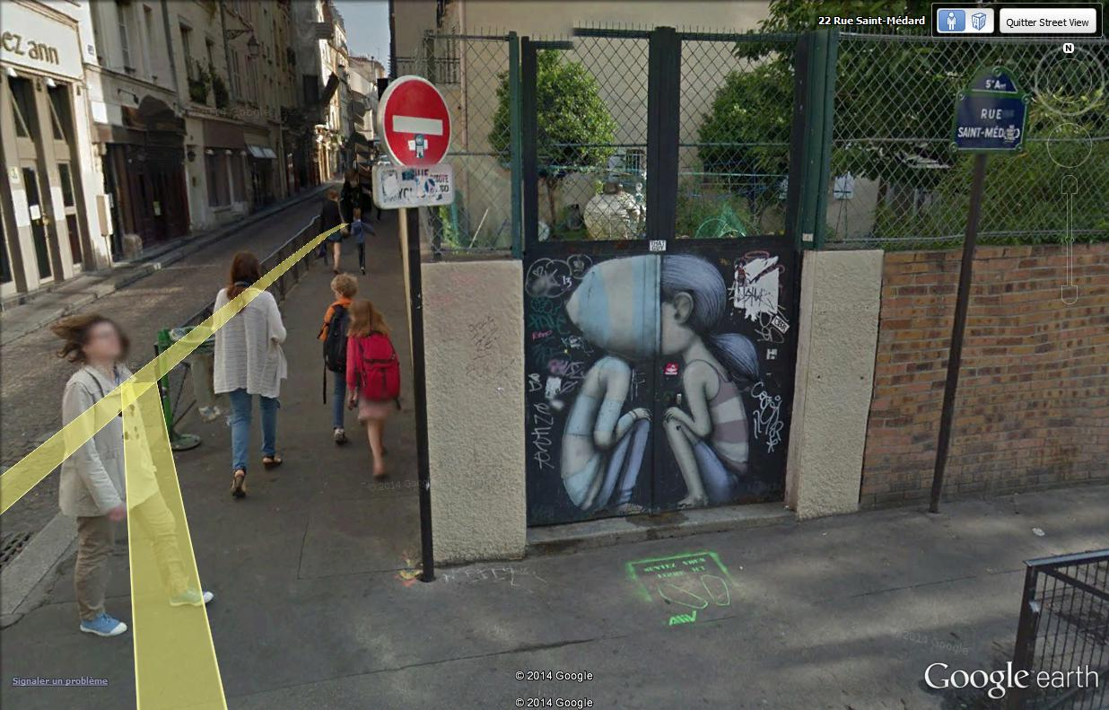 STREET VIEW : street art, grafs, tags et collages - Page 3 Stmyda10