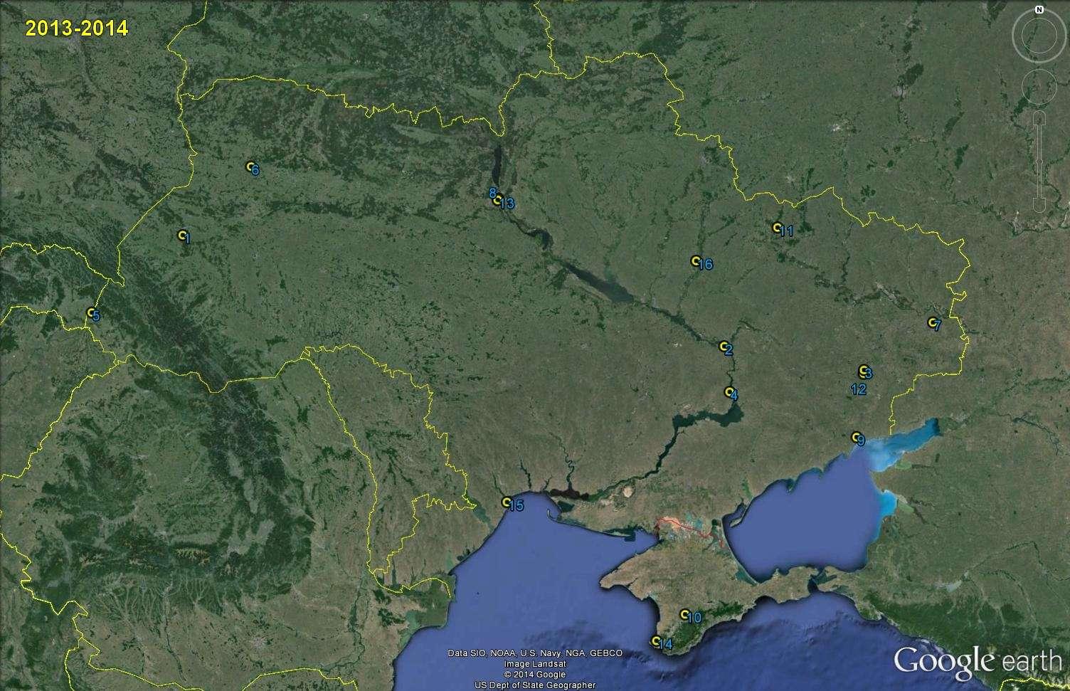 Petite géographie du football européen (championnat 2013-2014... et suivants) - Page 3 Ukrain13