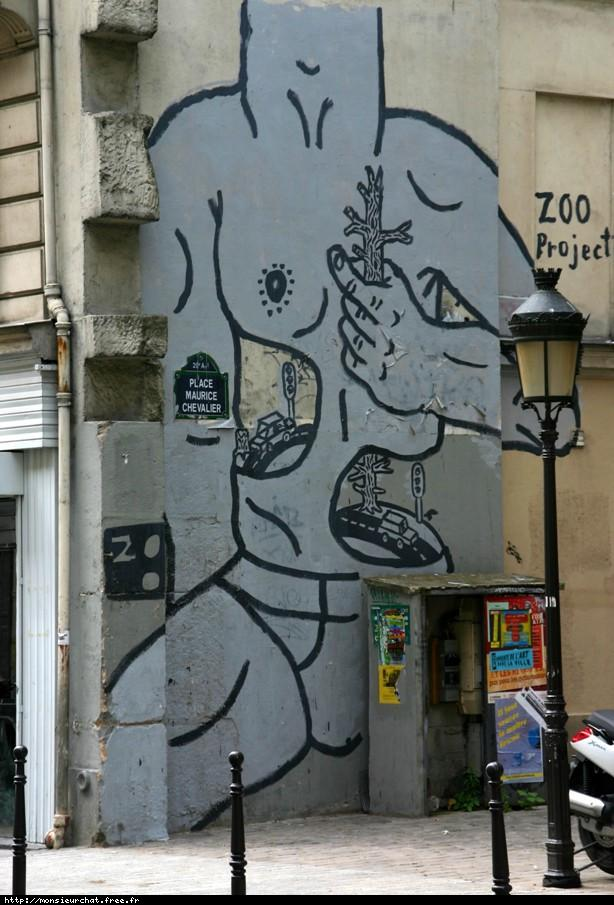 Bilal Berreni (alias Zoo Project). Hommage à un peintre urbain  Zoo_pl10