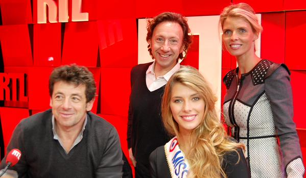 Patrick Bruel & les Miss France 2015 ??? B4u_l510