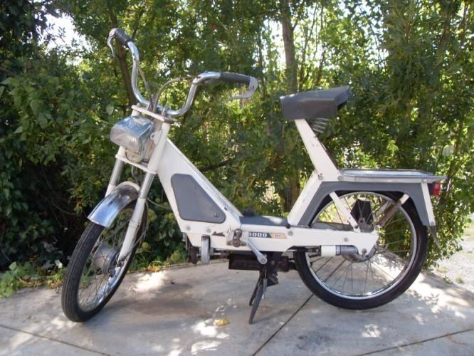 Vélos by léo : velos chopper motorisés Veloso10