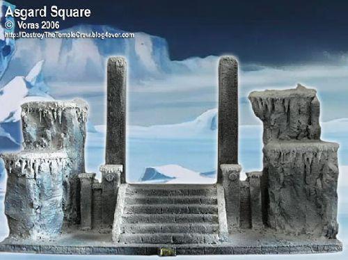 décor Asgard 07040311