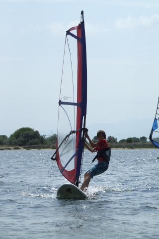 Et vous vos vacances windsurf s'étaient comment ?? Leucat11