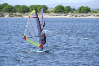 Et vous vos vacances windsurf s'étaient comment ?? Leucat12