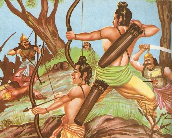 THE RAMAYANA - Part 10 Scan0034