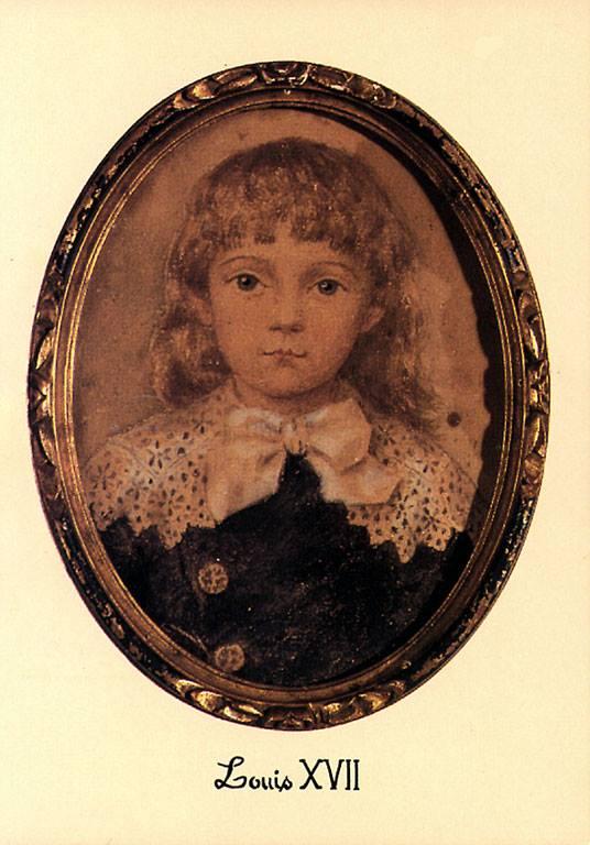 Les portraits de Louis XVII, prisonnier au Temple - Page 2 Louis_10