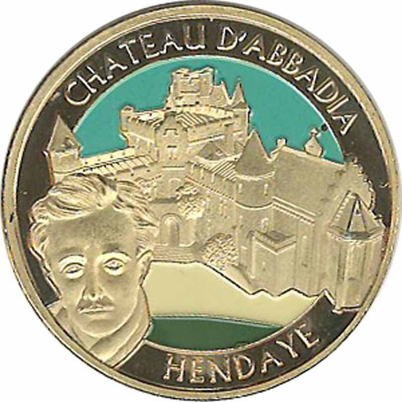 Hendaye (64700)  [Château d'Abbadia] Henday10