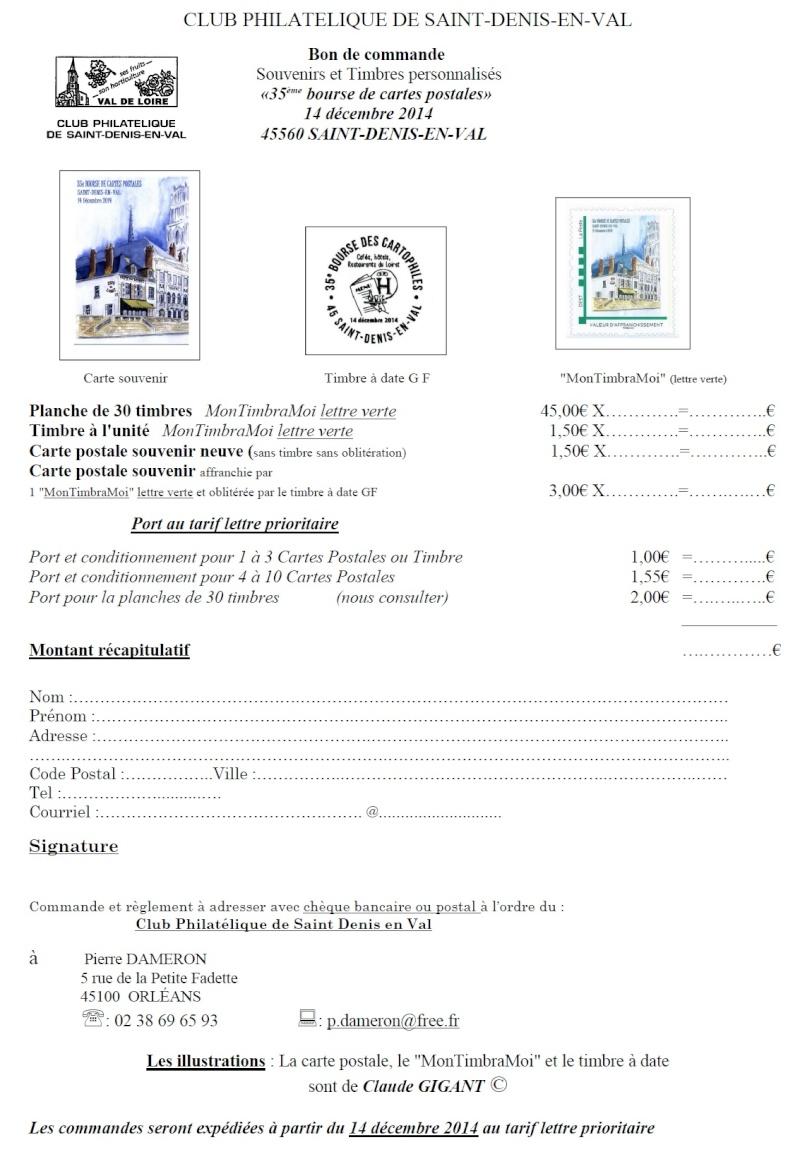 45 - Saint-Denis-en-Val - Club Philatélique   Loire10