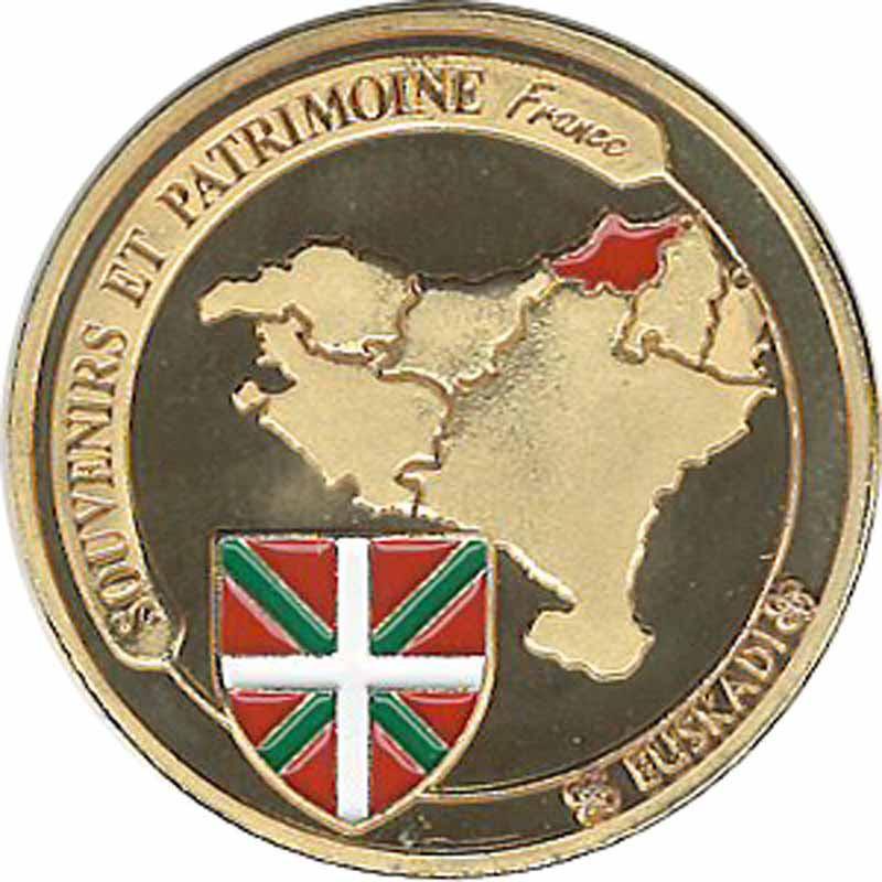 Souvenirs et Patrimoine 34mm  Pays-b13