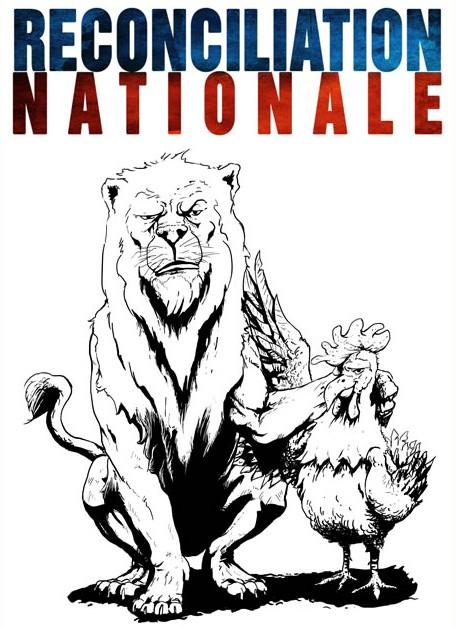 «Réconciliation nationale » Alain Soral & Dieudonné. Recnat10